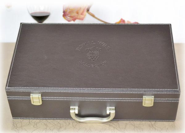 红酒企业在百诣酒具定制的成功案例