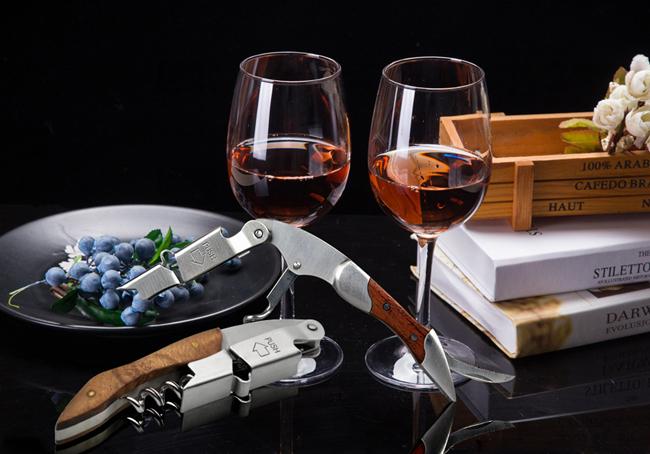 酸枝木红酒酒刀