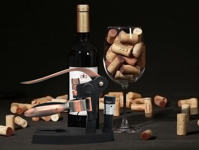 红酒兔型开瓶器