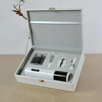 百诣福利礼品充电电动开瓶器套装BY200,企业福利礼品