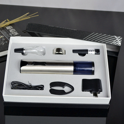 时尚纸盒装电动开瓶器七件套 BY243