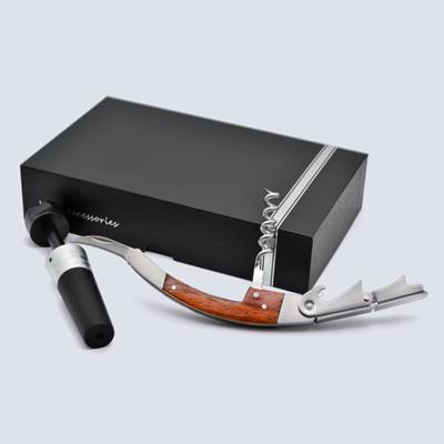百诣花梨实木酒刀(升级版纸盒2件套)BY611