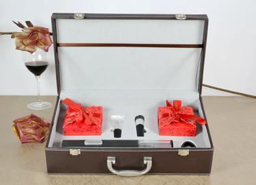 百诣中秋礼品 透明干电池开瓶器套装B款专业订做