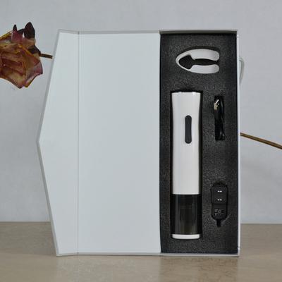 百诣时尚充电开瓶器四件套BY229,公司礼品,团购礼品