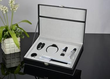 百诣铝合金气压开瓶器(升级版·气压6件套)BY301